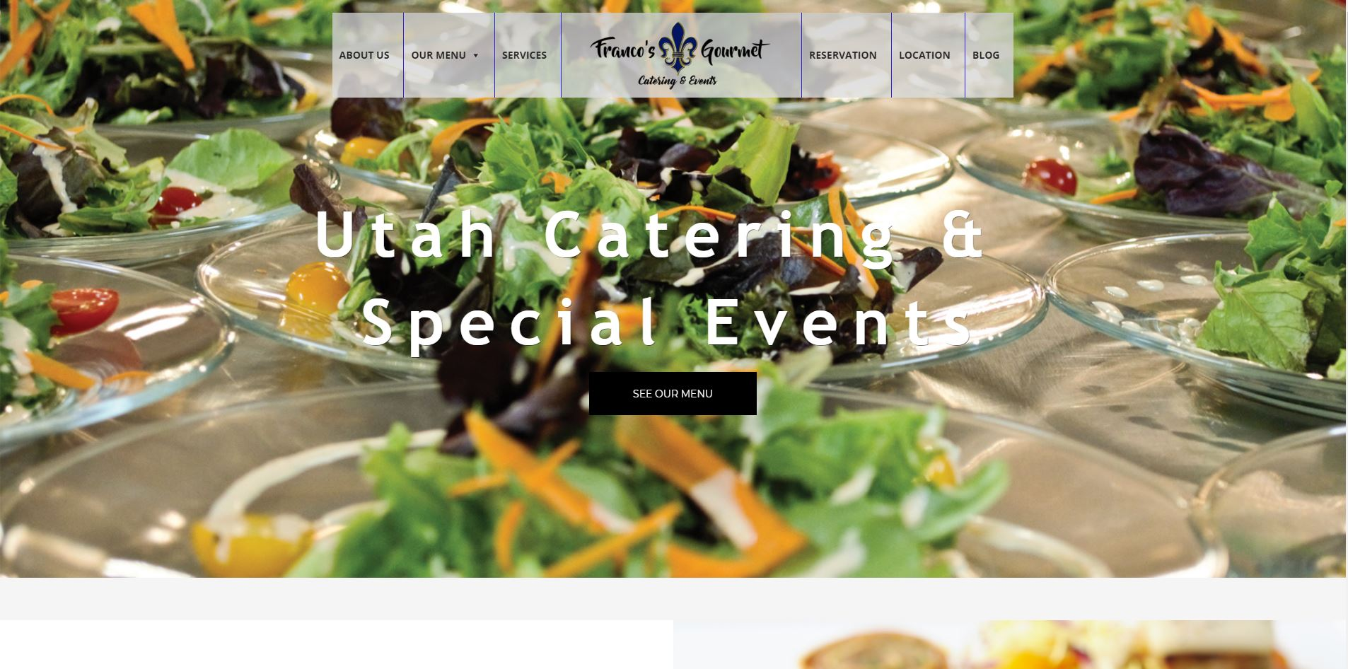 catering-company-web-design
