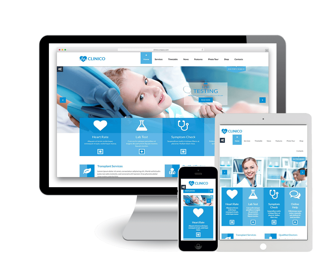 responsive-dentist-website